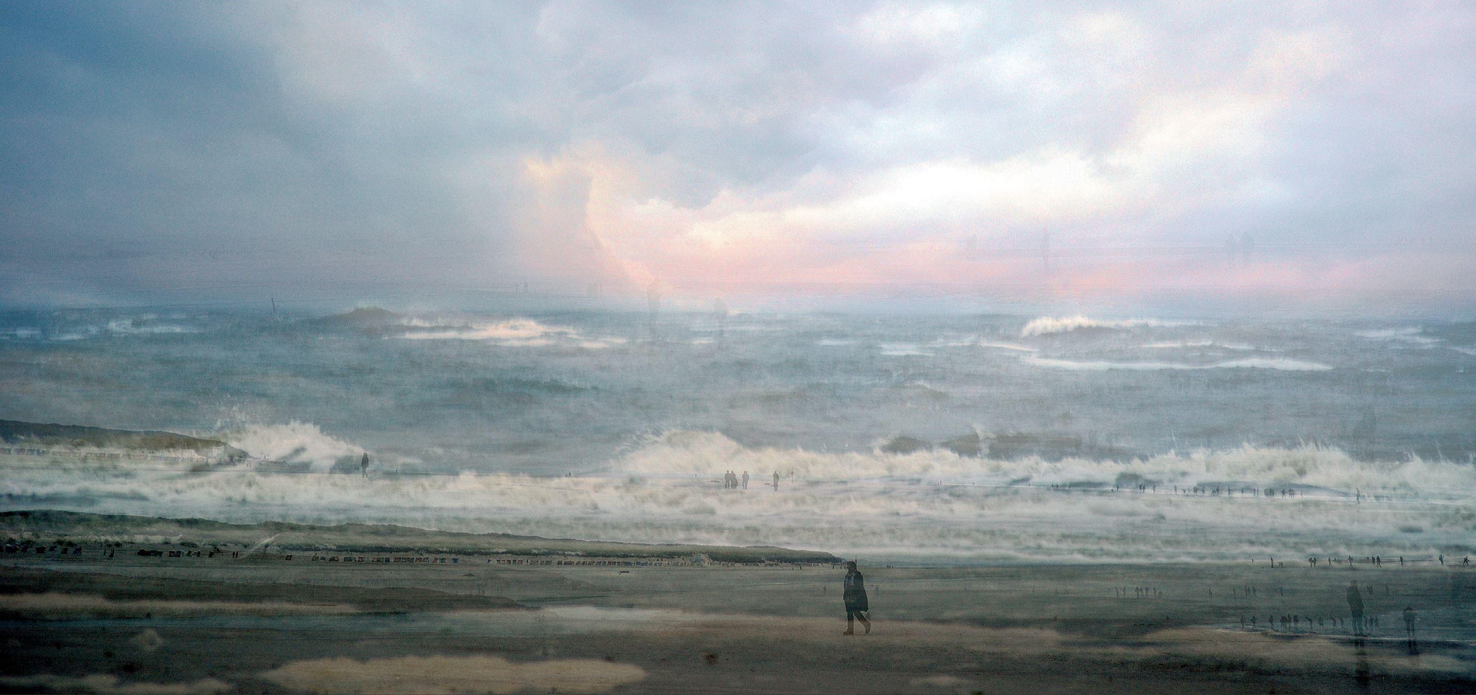 Galerie Morgenland REIHE SCHAUPLATZ – vor dem Sturm